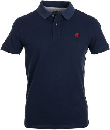 Timberland Polo Uni Dark Blue