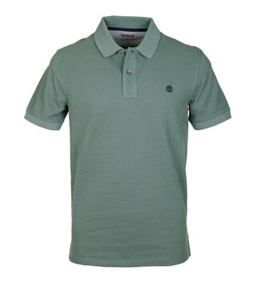 Timberland Polo Uni Grün