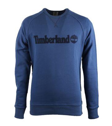 Timberland Sweater Blauw