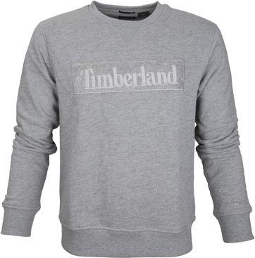 Timberland Sweater Grey Logo