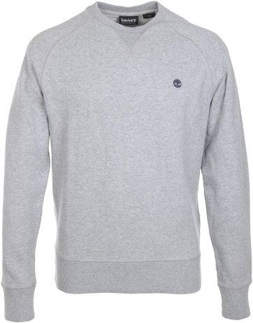 Timberland Sweater Grijs Exeter