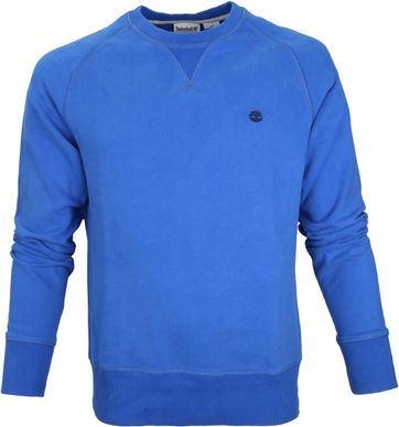 Timberland Sweater Mid Blau