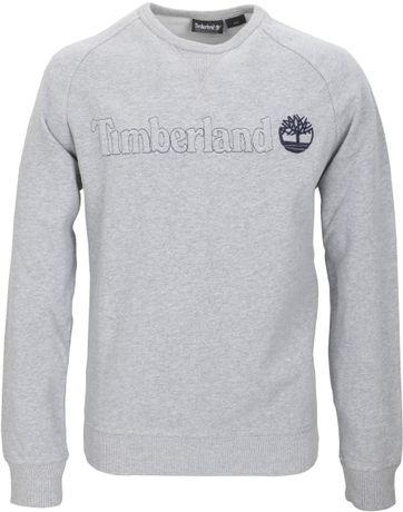 Timberland Sweatshirt Grau Raglan