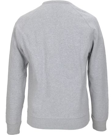 Detail Timberland Sweatshirt Grau Raglan