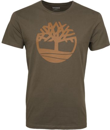 Timberland T-shirt Army
