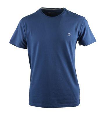 Timberland Tshirt Blauw