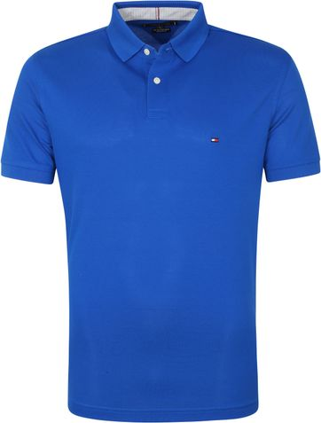 Tommy Hilfiger 1985 Polo Shirt Blue