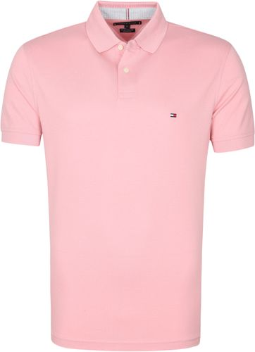 Tommy Hilfiger 1985 Polo Shirt Pink