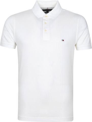 Tommy Hilfiger 1985 Polo Shirt Weiß