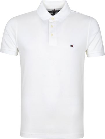 Tommy Hilfiger 1985 Polo Shirt White