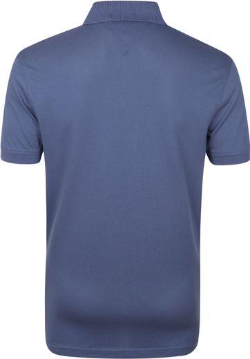 Tommy Hilfiger 1985 Poloshirt Indigo Blauw - Donkerblauw maat 3XL