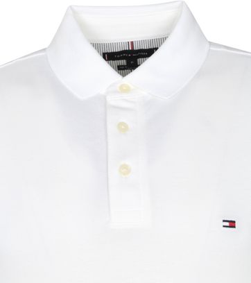 Tommy Hilfiger 1985 Poloshirt Wit
