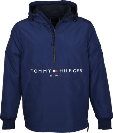 Tommy Hilfiger Anorak Padded Blue