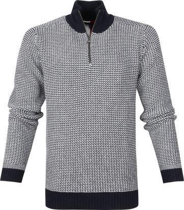 Tommy Hilfiger Baumwolle Pullover Half Zip