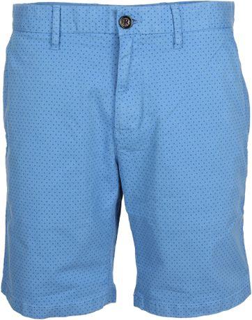 Tommy Hilfiger Bermuda Denton Blauw
