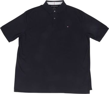 Tommy Hilfiger Big and Tall Polo Shirt Regular Navy