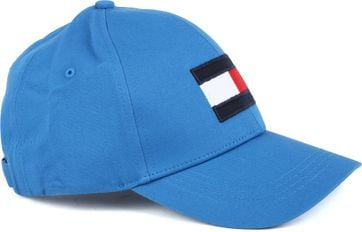 Tommy Hilfiger Big Flag Kappe Blau