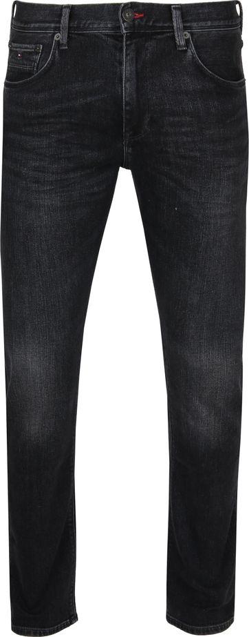 Tommy Hilfiger Bleecker Jeans Schwarz