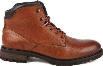 Tommy Hilfiger Boots Cognac