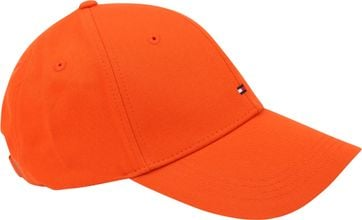 Tommy Hilfiger Cap Orange