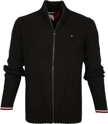 Tommy Hilfiger Cardigan Black