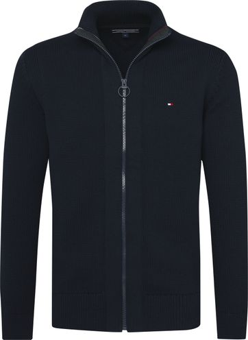 Tommy Hilfiger Cardigan Classic Navy