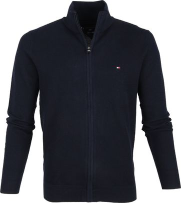 Tommy Hilfiger Cardigan Dark Blue