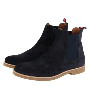 Tommy Hilfiger Chelsea Boot Donkerblauw