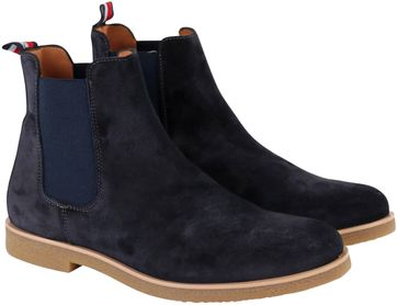 Tommy Hilfiger Chelsea Boot Navy