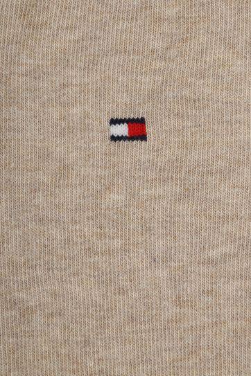 Tommy Hilfiger Classic 2-Pack Sokken Beige