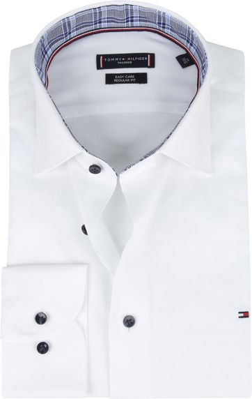 Tommy Hilfiger Classic Shirt White