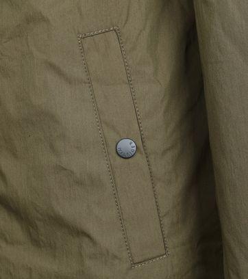 Detail Tommy Hilfiger Coat Groen