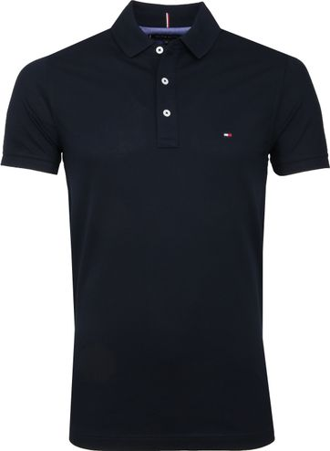 Tommy Hilfiger Core Poloshirt Dunkelblau