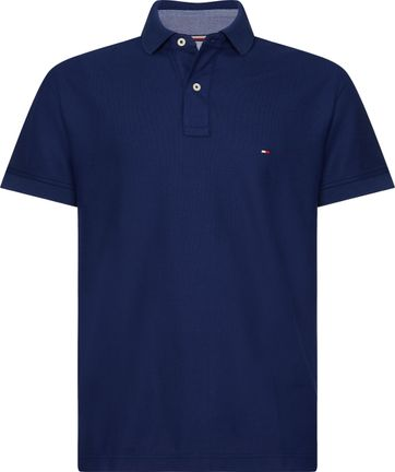 Tommy Hilfiger Donkerblauw Polo
