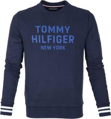 Tommy Hilfiger Dunkelblau Sweater