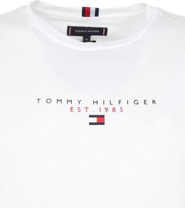 Tommy Hilfiger Essential T-shirt Weiß