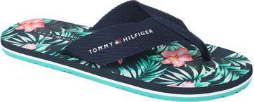 Tommy Hilfiger Flip Flops Flower