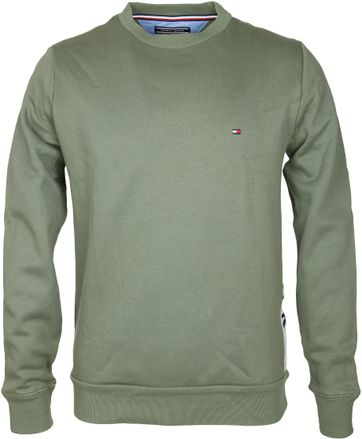 Tommy Hilfiger Green Pullover