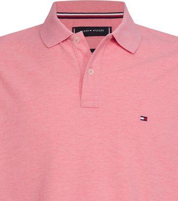 Tommy Hilfiger Heather Poloshirt Pink