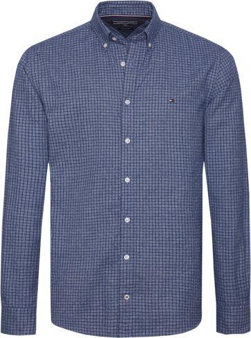 Tommy Hilfiger Hemd Blue Depths