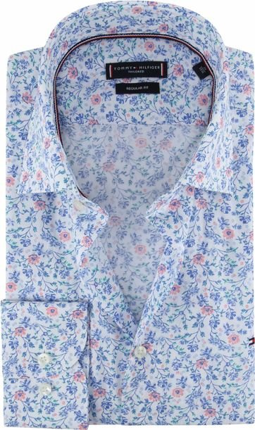 Tommy Hilfiger Hemd Blumen
