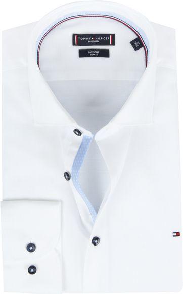 Tommy Hilfiger Hemd Weiß Dobby