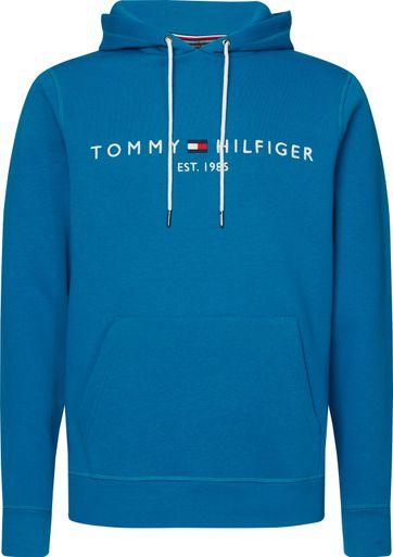 Tommy Hilfiger Hoodie Blau
