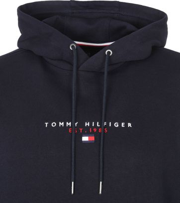Tommy Hilfiger Hoodie Core Donkerblauw