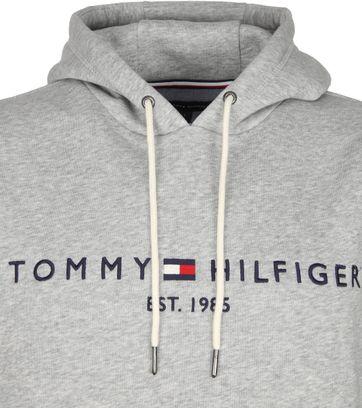 Tommy Hilfiger Hoodie Core Grey