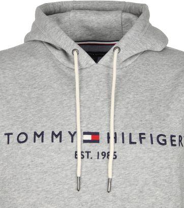 Tommy Hilfiger Hoodie Core Grijs