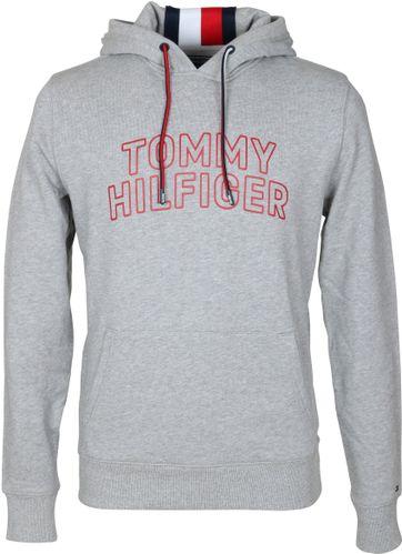 Tommy Hilfiger Hoodie Grau