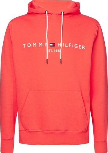Tommy Hilfiger Hoodie Neon Oranje