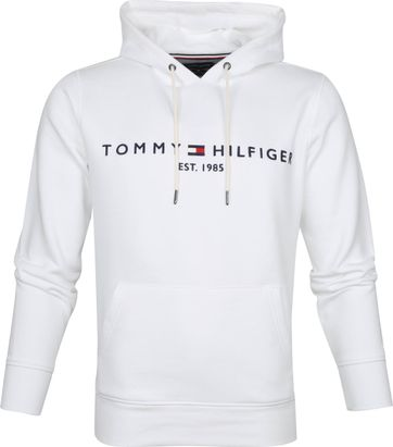 Tommy Hilfiger Hoodie White