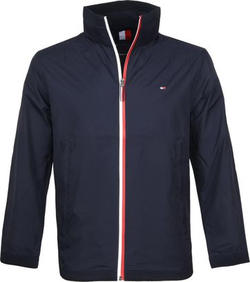 Tommy Hilfiger Jacket Zip Navy